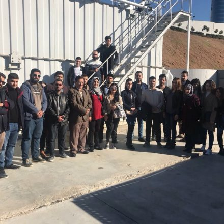 CVE students field trip to Shary Jwan
