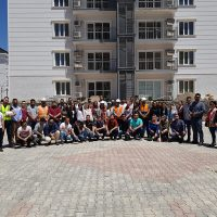 CVE and NVE students Field Trip to Darwaza City