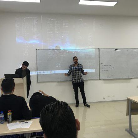 Seminars of Engineering Students